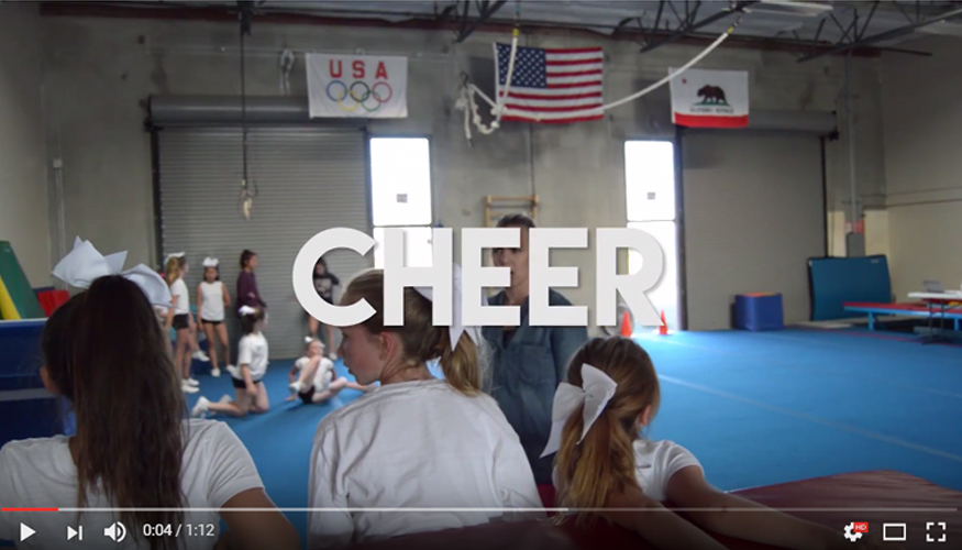 Youtube-Cheer – Sonoma Gymnastics Academy
